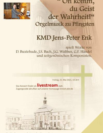 Konzert Ev. Kirche Linnich